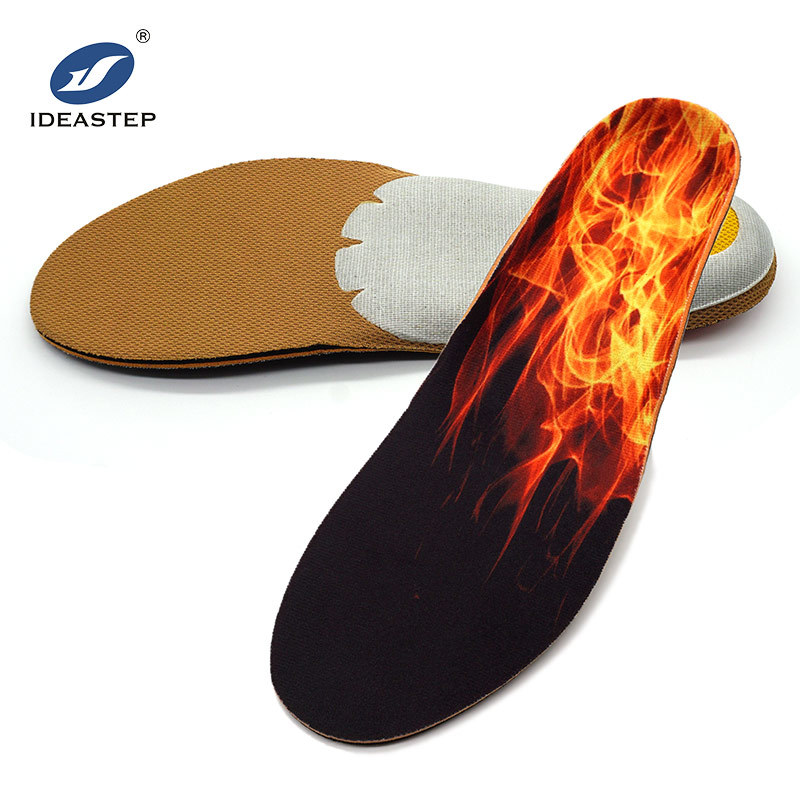 Heat or wear moldable walk fit orthotic insoles Ideastep M+3#