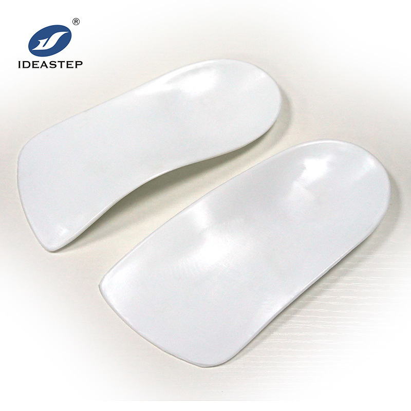 3/4 Heat moldable insole plastic Shell custom made Ideastep CSS757#
