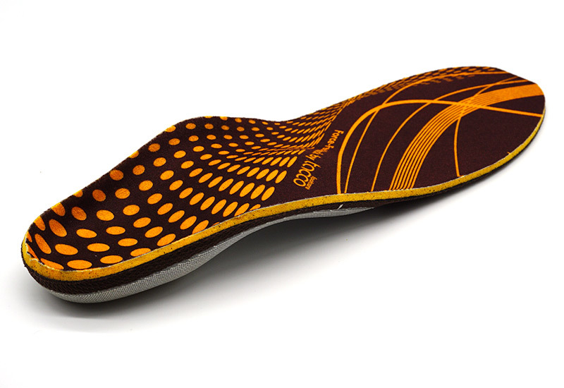 Latest heat molded orthotics company for sports shoes maker