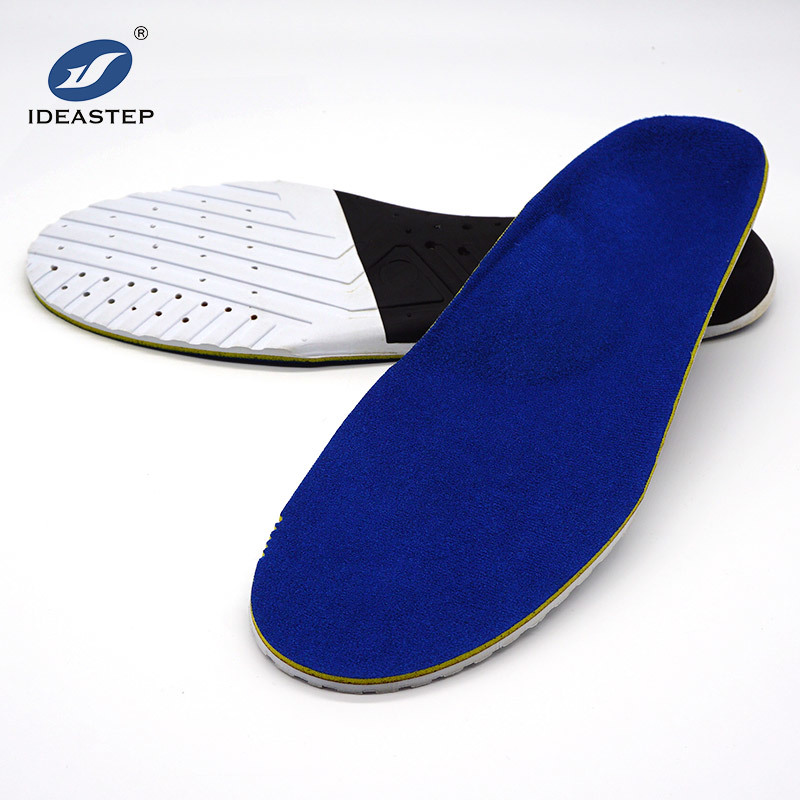 Basketball shoe insoles semi rigid arch support pads Ideastep #KS2431