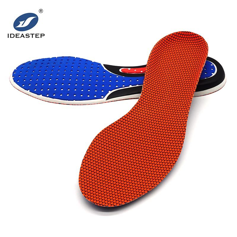Best anti sweat football boot insoles for soccer cleats ideastep #KS5506-1
