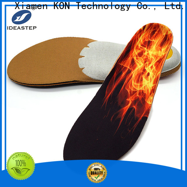 Ideastep Latest comfort insoles for business for hiking shoes maker