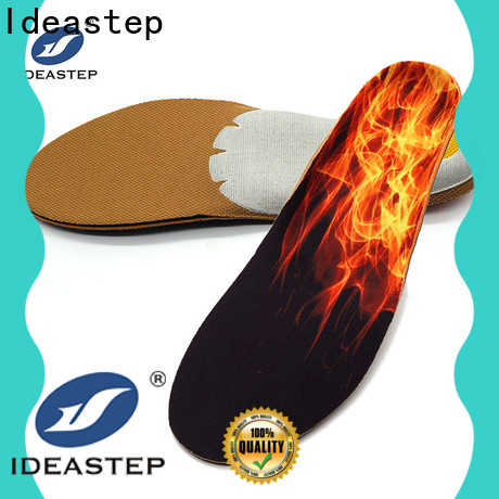 Ideastep Top foot arch insoles suppliers for Shoemaker