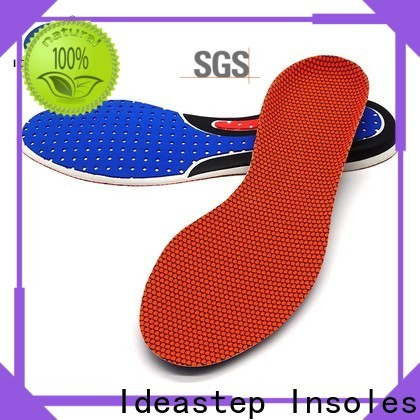 Ideastep cooling insoles factory for shoes maker