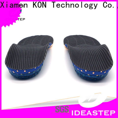 Ideastep New the best arch support inserts suppliers for Shoemaker