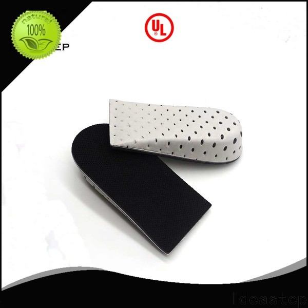 Custom inner soles to make you taller company for shoes maker