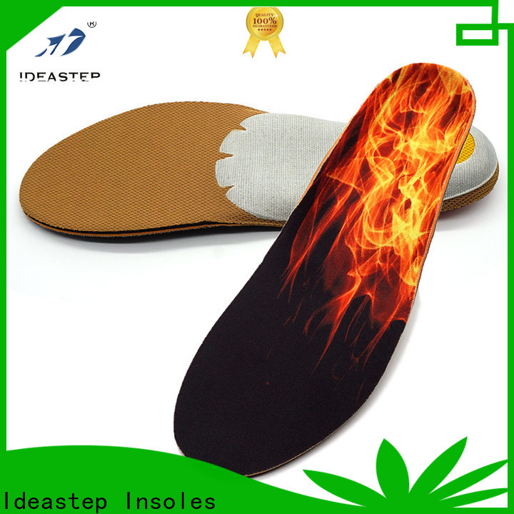 Ideastep best moldable insoles supply for shoes maker