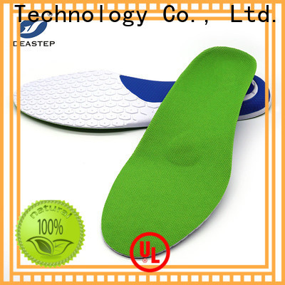 Ideastep Custom boots gel shoe insoles suppliers for hiking shoes maker