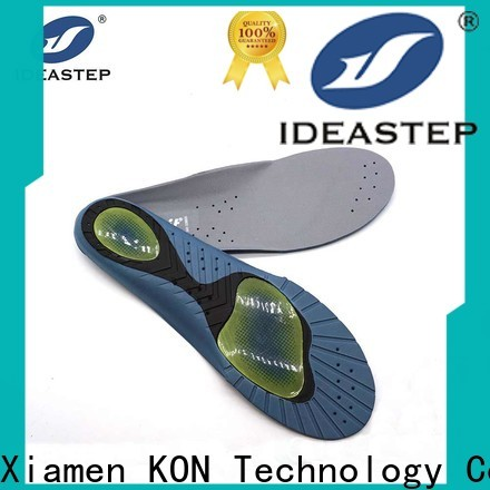 Ideastep Latest best insoles for trail running factory for hiking shoes maker