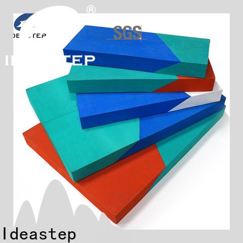 Ideastep eva foam deutsch factory for shoes manufacturing