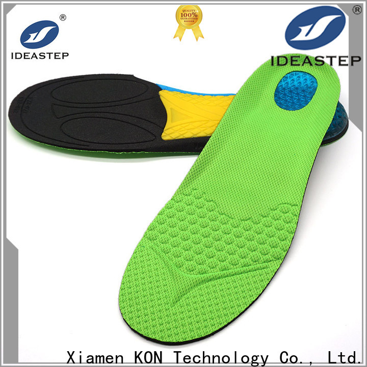 Ideastep running heel inserts supply for shoes maker