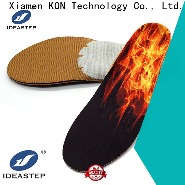 Ideastep Top underpronation insoles manufacturers for Shoemaker