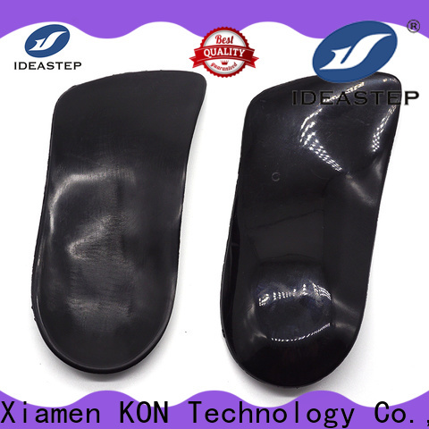 Ideastep High-quality heat moldable shoe insoles manufacturers for sports shoes maker