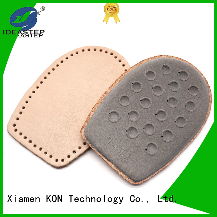 Custom good insoles for high arches manufacturers for Shoemaker