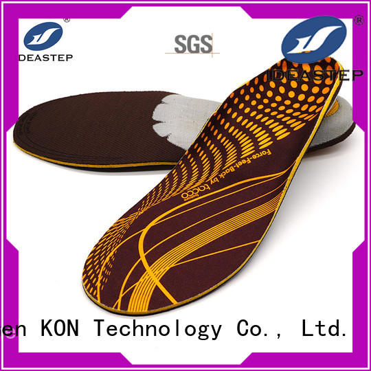 Ideastep Wholesale thick work boot insoles suppliers for shoes maker