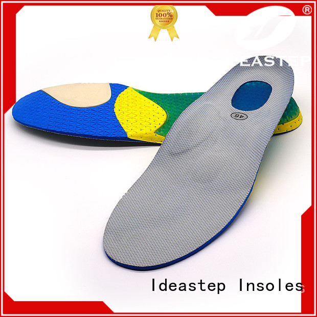 Ideastep high arch support insoles running suppliers for Shoemaker
