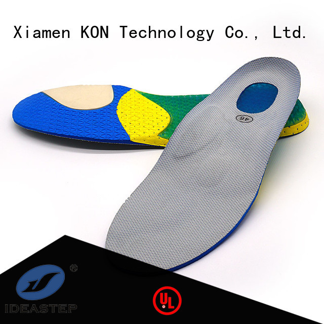 Ideastep best insoles for walking all day manufacturers for sports shoes maker