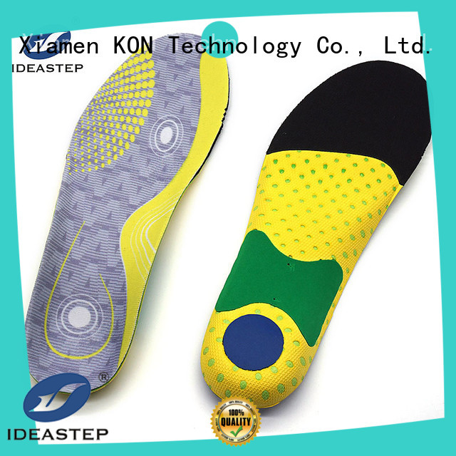 Ideastep phase 4 insoles manufacturers for shoes maker