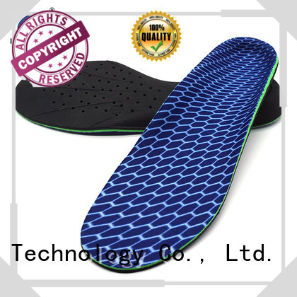 Ideastep Top gel inner soles for running shoes supply for Shoemaker