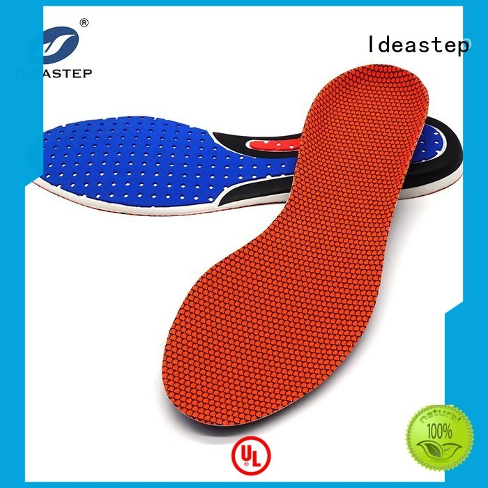 Ideastep rugby boot insoles company for shoes maker