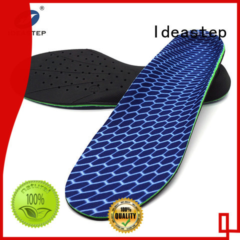 Ideastep Custom best moldable insoles manufacturers for sports shoes maker