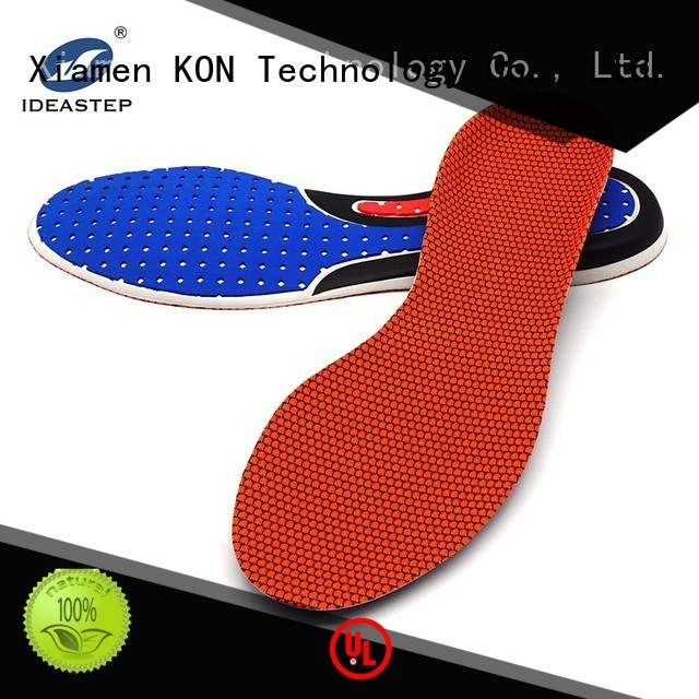 Ideastep cooling insoles supply for Shoemaker