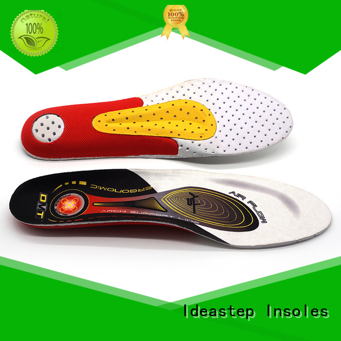Ideastep Top ortholite insoles factory for shoes maker