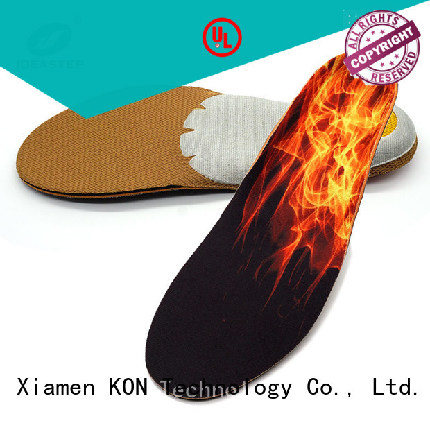 Ideastep heat molded orthotics manufacturers for sports shoes maker