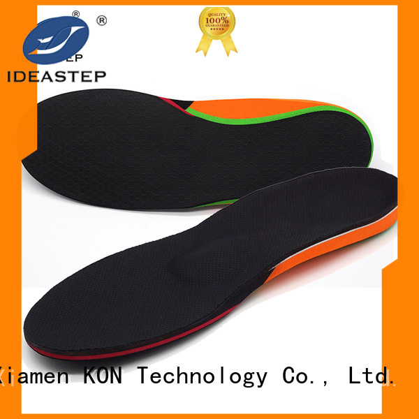 Ideastep New custom shoe inserts for business for Shoemaker