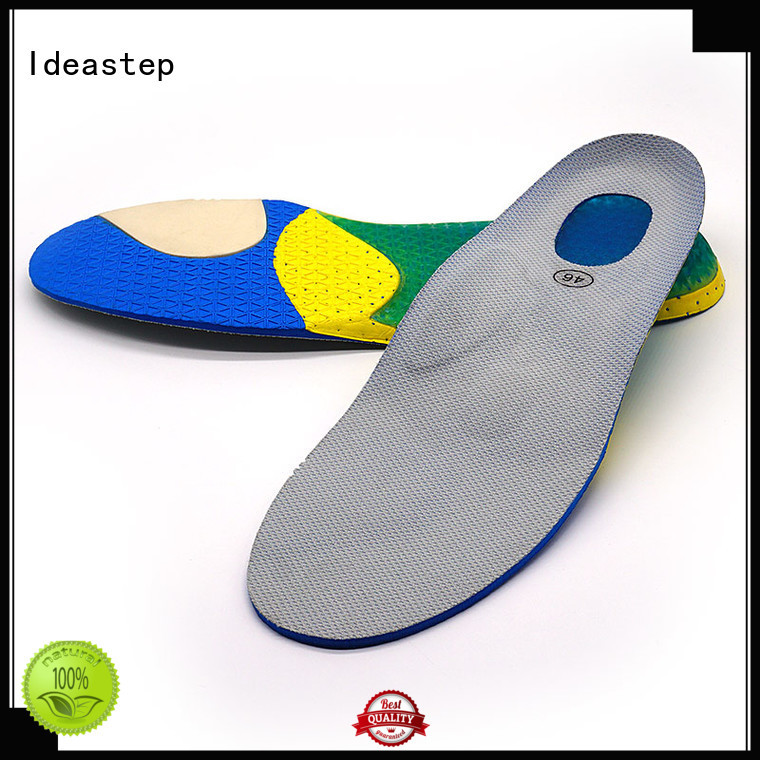Ideastep Latest shoe insoles size 15 supply for shoes maker