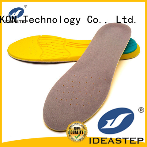 Ideastep best mens insoles supply for sports shoes maker