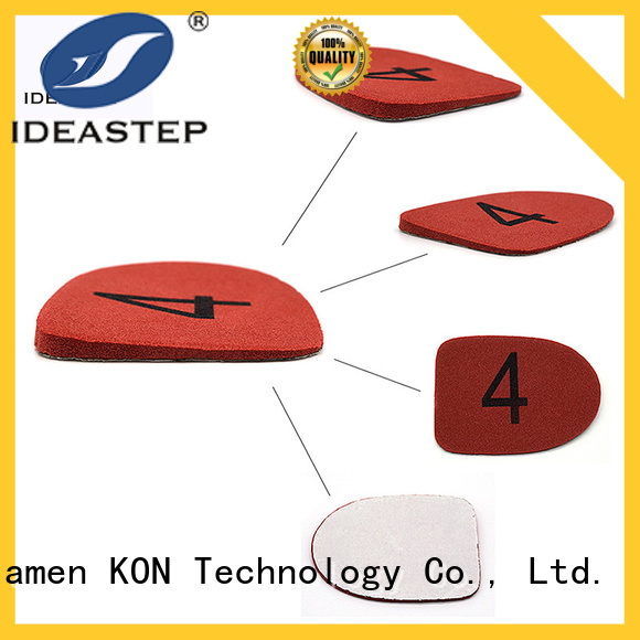 Ideastep Wholesale custom arch support insoles company for shoes maker