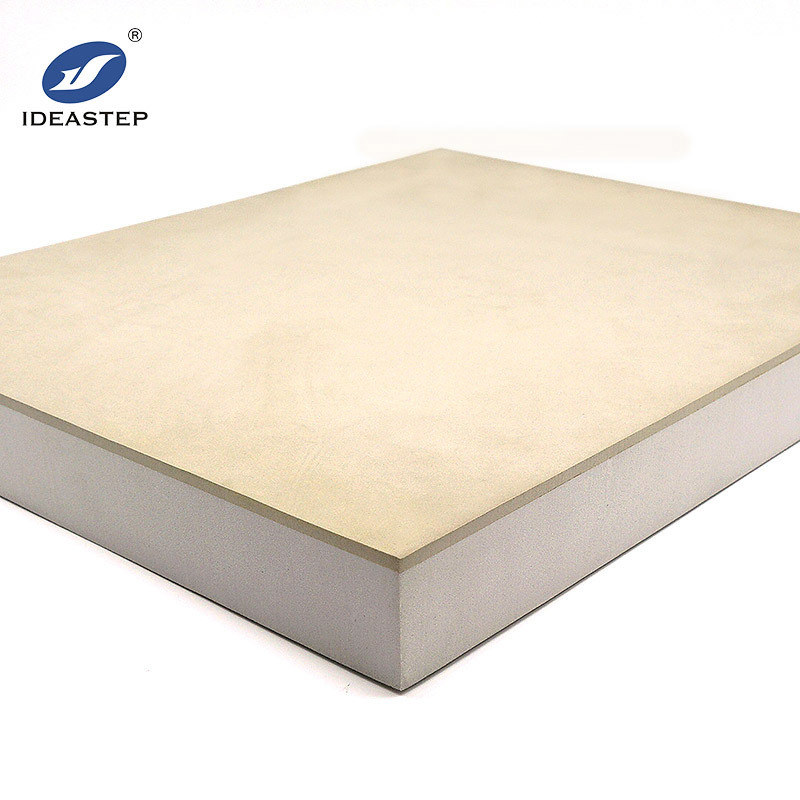 Dual Laminated Thick Foam Sheets For Orthopaedic Insoles Manufacturing Ideastep KE13#