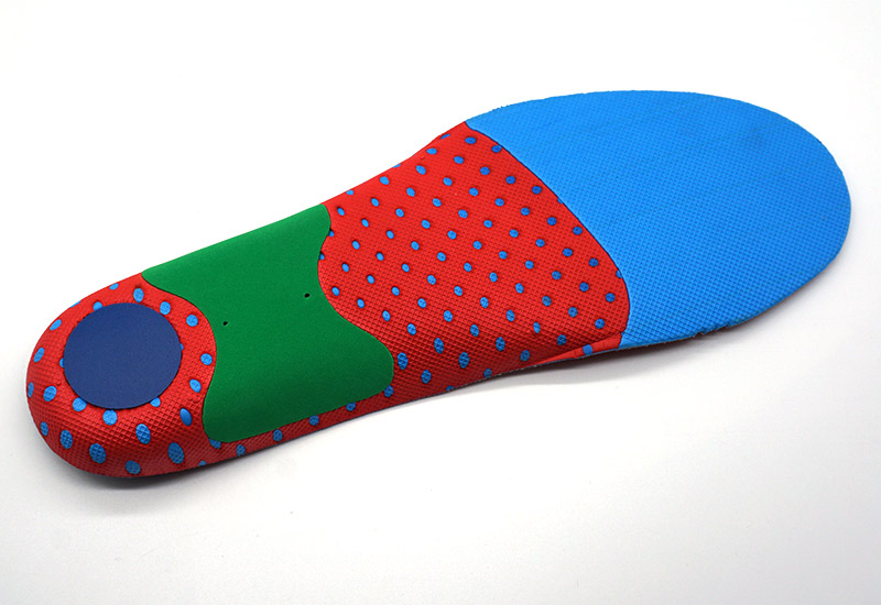 Top shock absorbing insoles manufacturers for hiking shoes maker-4