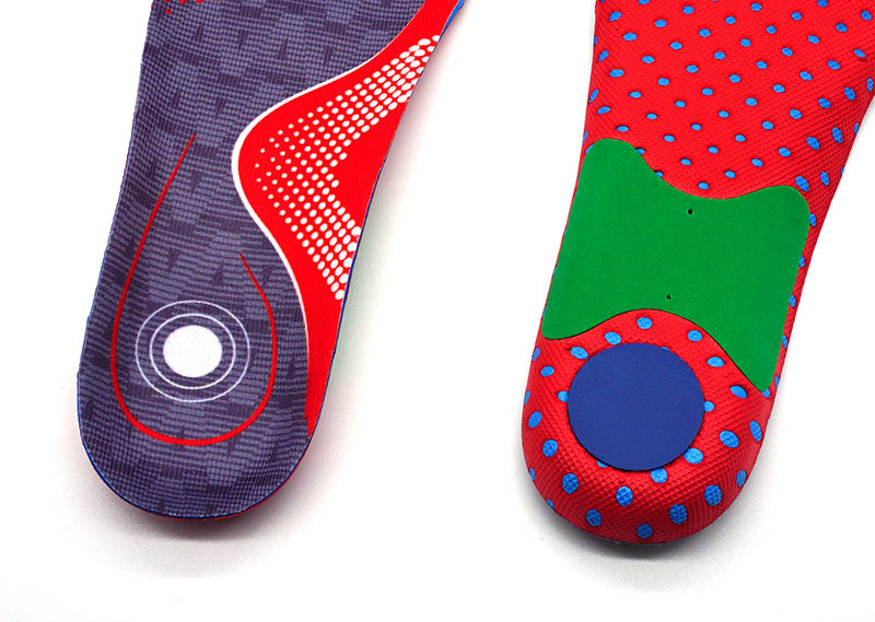 Top shock absorbing insoles manufacturers for hiking shoes maker-6