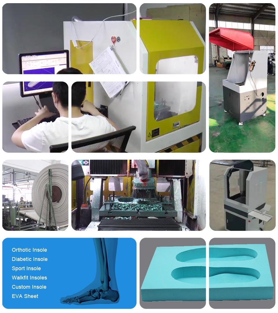 Custom thick closed cell foam pad factory for shoes maker-11