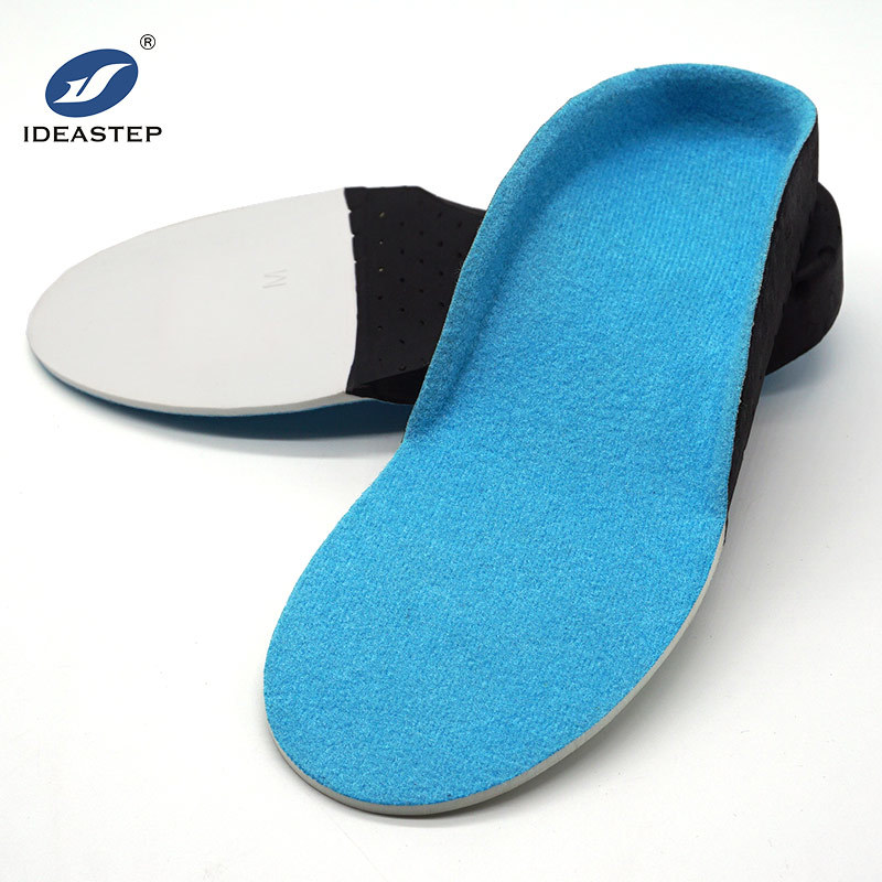 Children's walk fit heel and orthopedic arch support orthotic insoles correction K01592#