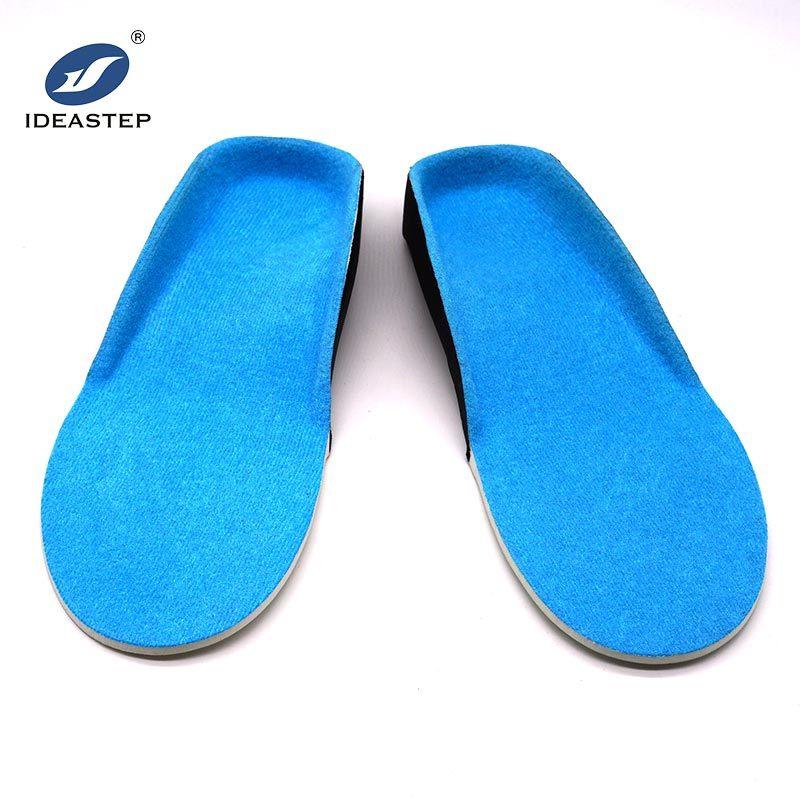 Ideastep shoe filler manufacturers for Foot shape correction