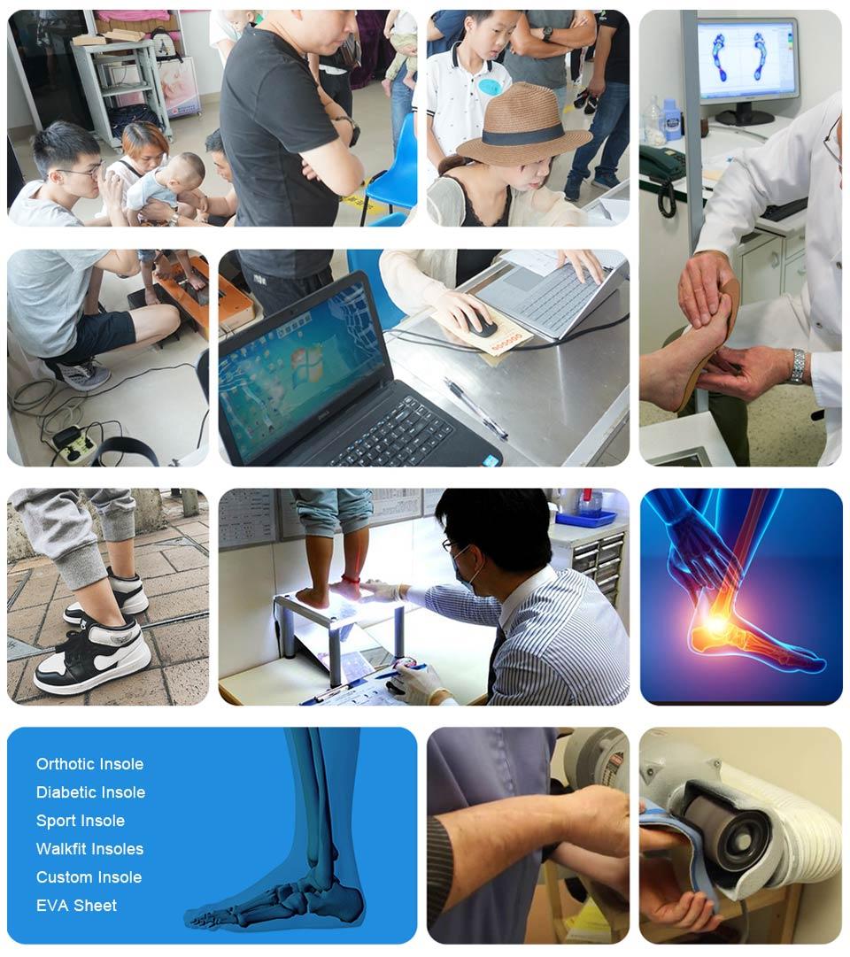 Ideastep shoe filler manufacturers for Foot shape correction-11