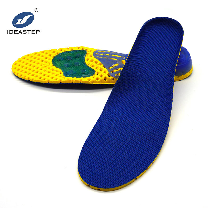 Walk fit energy storage walking insole Ideastep KS6292#