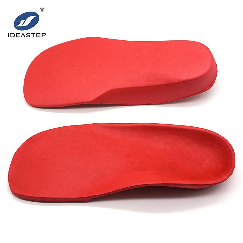 Pedorthist Orthotist and Podiatrist foot orthotics basic inserts Ideastep KO1673
