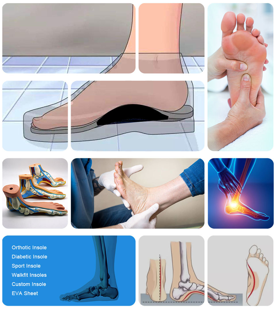 Ideastep custom fit insoles arch support suppliers for Shoemaker