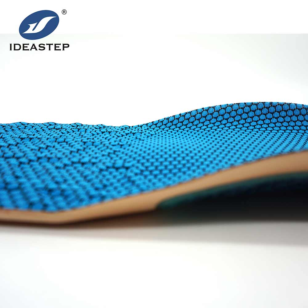 Ideastep Wholesale running shoe insoles for overpronation manufacturers for shoes maker-5