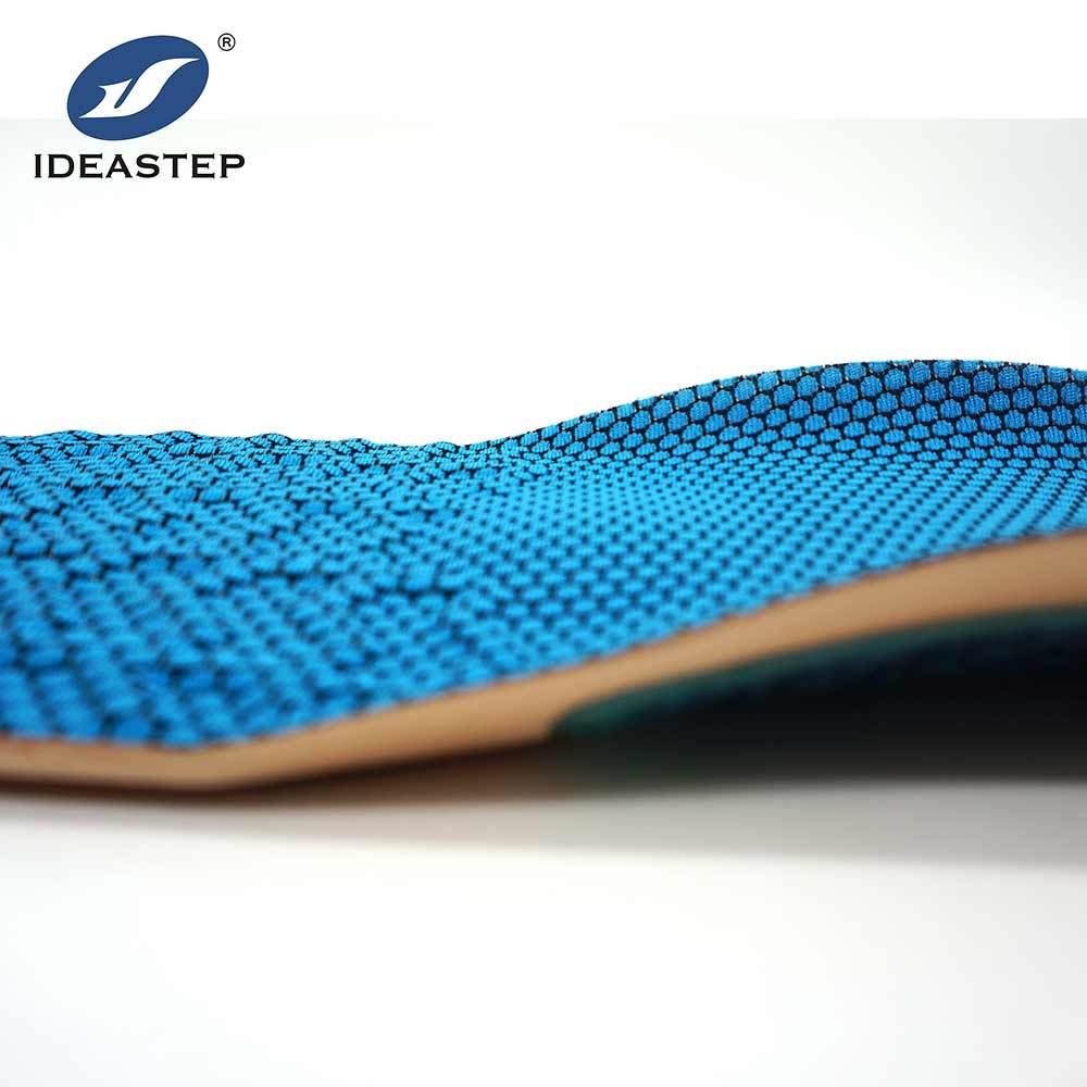 Ideastep Wholesale running shoe insoles for overpronation manufacturers for shoes maker