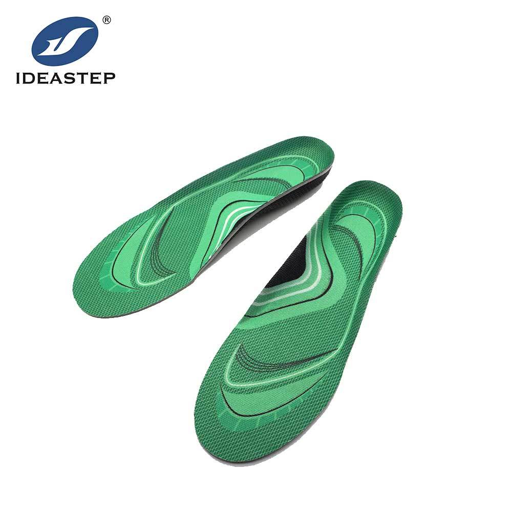 Best hiking sports insoles for flat feet Ideastep #KS686