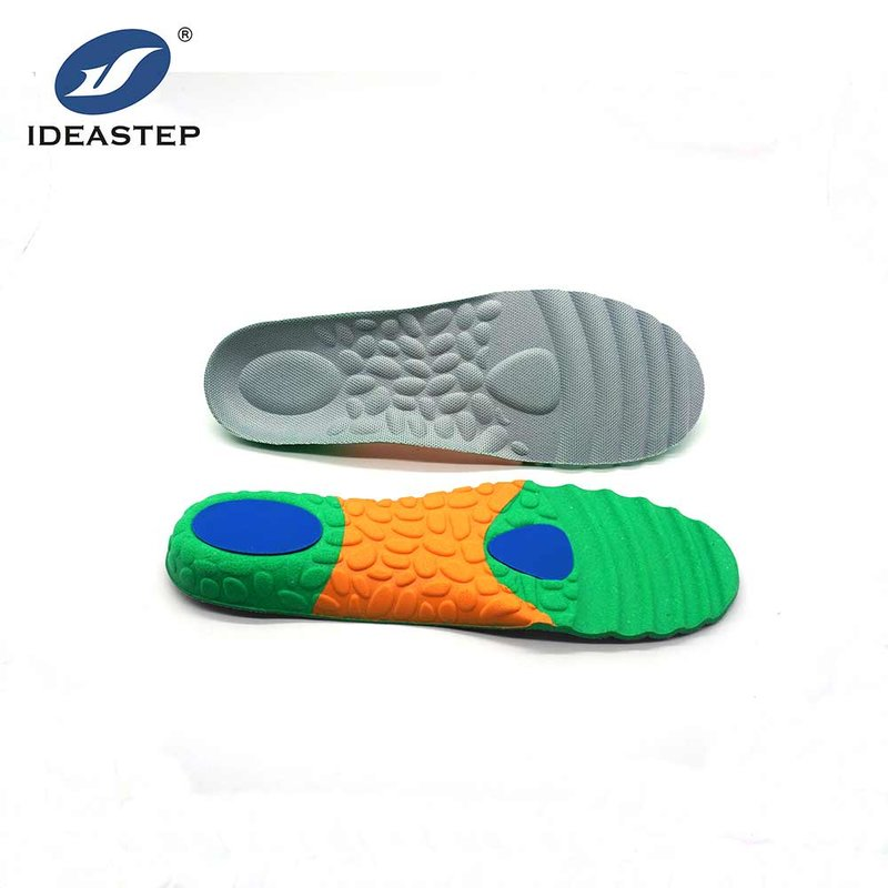 Ideastep PU foam massage comfortable arch support deodorization daily foot care insoles  NY663