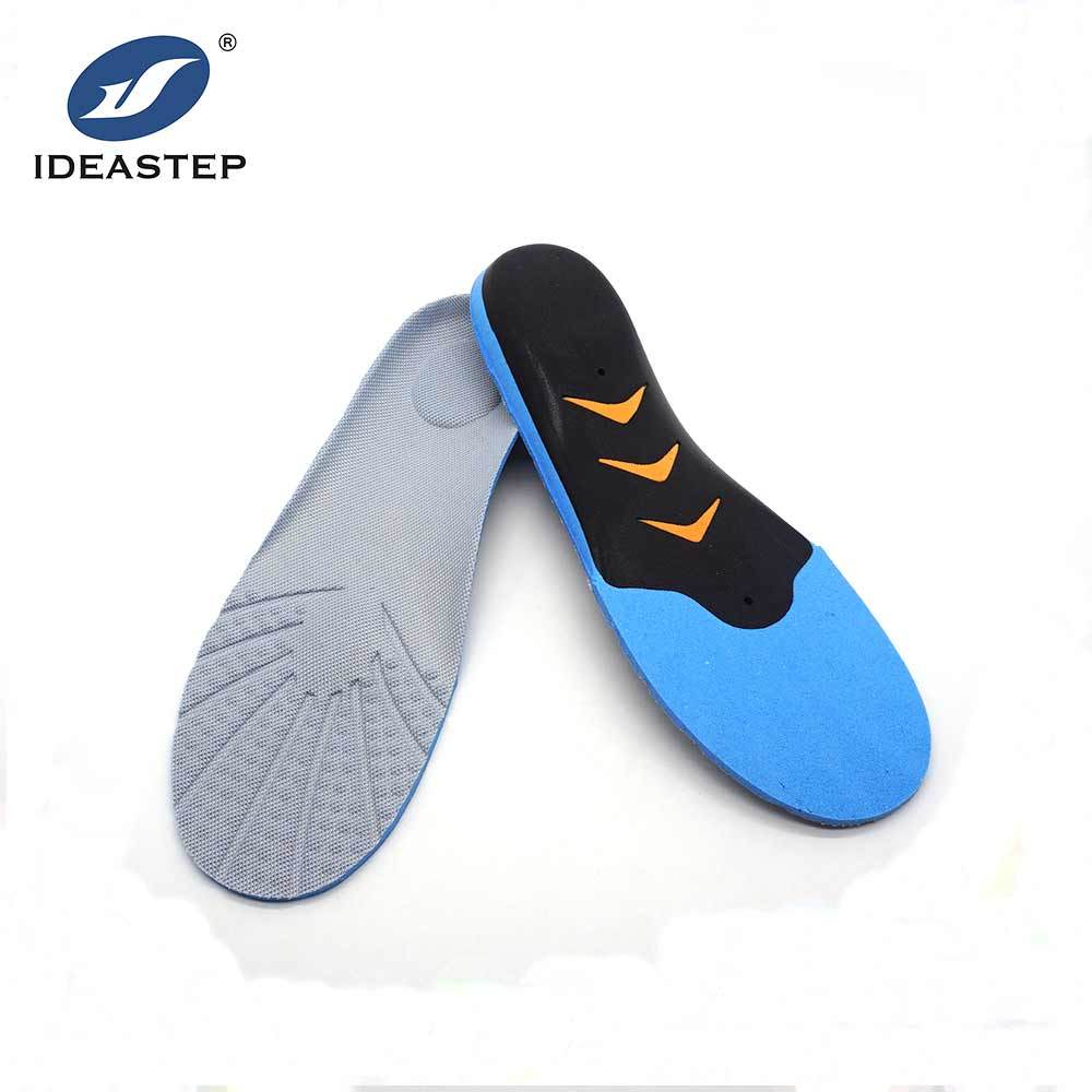 Deodorant mould proof stable foot shape insole