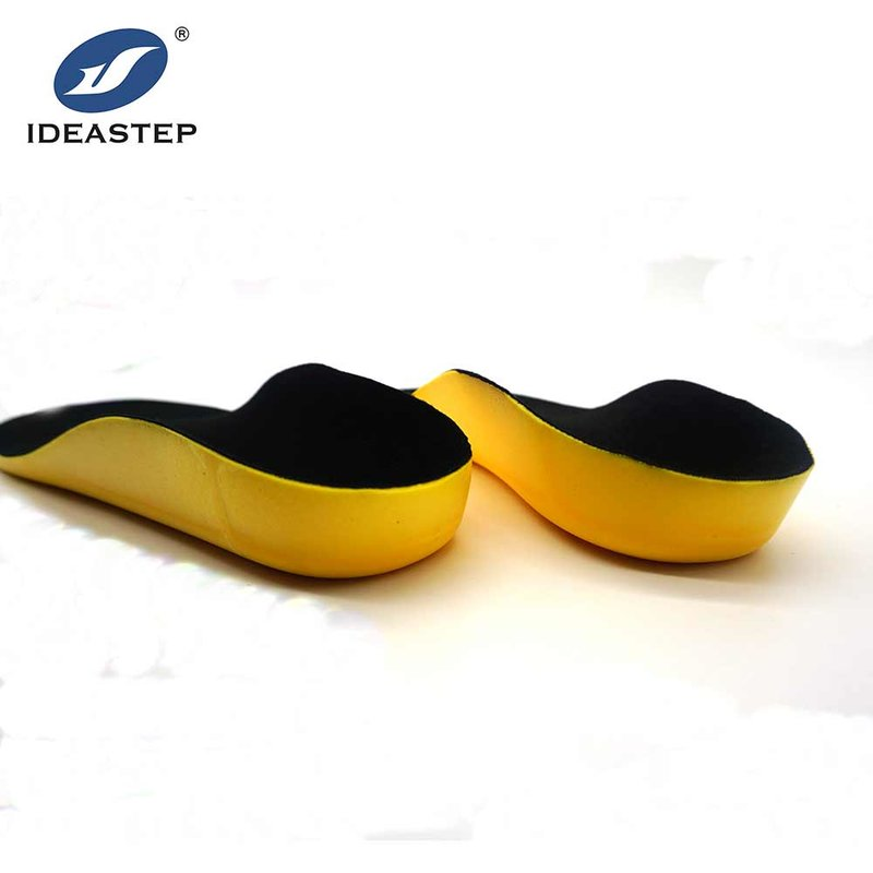 Adult PU Protective Insole Suitable for High Cut and Boots Shoes Cushioning Insole NY-665#