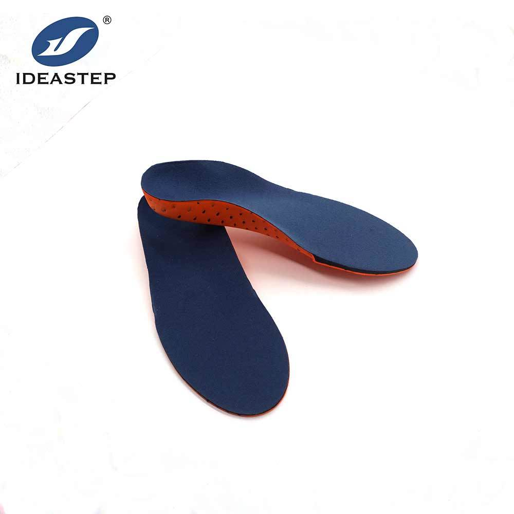 Semi-rigid Orthotic Child Insole, Medial Arch, Lateral Arch and Traverse Arch NY-660#