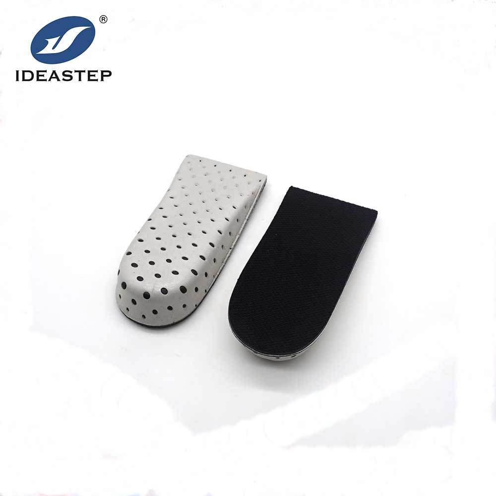 Height Increasing heel pad with three choices in  2cm 3cm 4cm